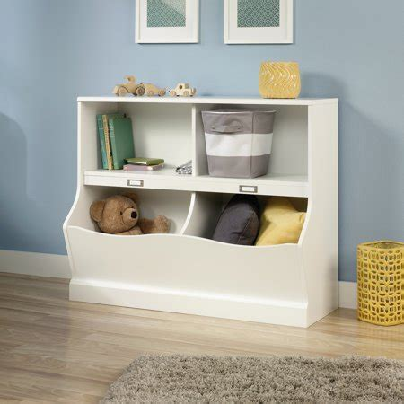 Sauder Bookcase White by Sauder Storybook Bookcase Soft White Walmart