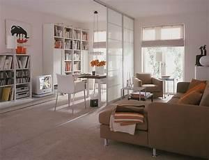 Kleine Wohnung Ideen : wohnideen 1 zimmer wohnung ~ Markanthonyermac.com Haus und Dekorationen