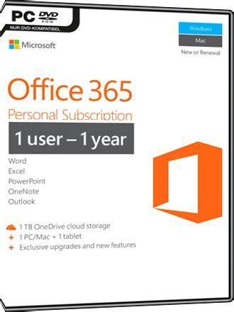Buy Microsoft Office 365 Personal, 1u1y Key Mmoga