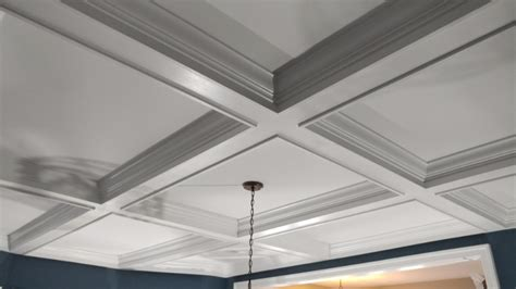 Ceiling Mouldings & Coffers - MITRE CONTRACTING, INC.