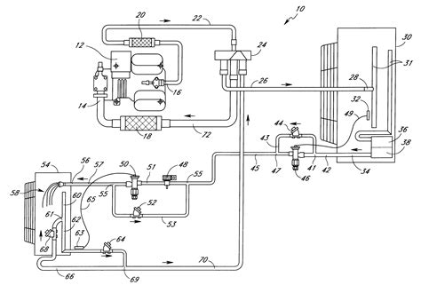 Patent Hot Gas Defrost Refrigeration System