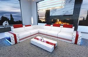Sofa Mit Boxen Und Led : ledersofa imperial bei nativo m bel oesterreich ~ Bigdaddyawards.com Haus und Dekorationen