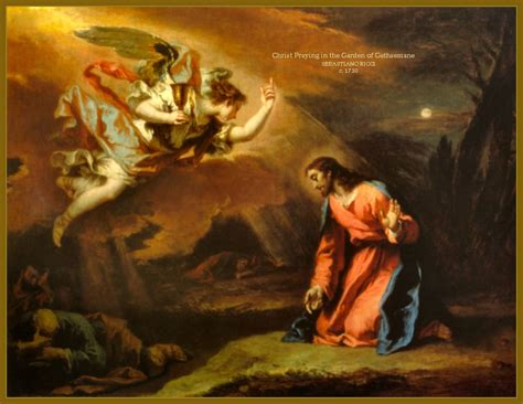 jesus praying  gethsemane  agony inthe garden