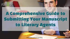 A Comprehensive Guide To Submitting Your Manuscript To