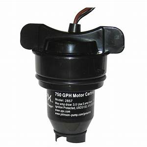 Johnson Pump 750 Gph Motor Cartridge Only