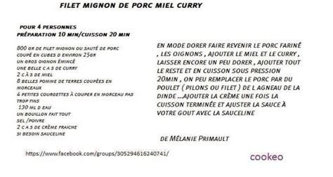 cuisiner du colin filets mignon cookeo 10 recettes volume 2