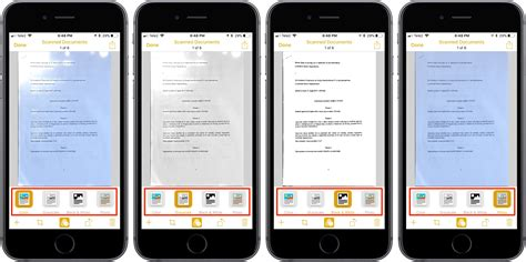 scan documents  ios  notes app