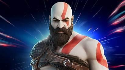 Fortnite Season Kratos Skin Chapter Epic Games