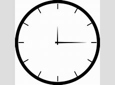 Clock Time · Free vector graphic on Pixabay