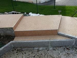 Kit Moquette De Pierre : r sine stone provence sol en r sine granulat de marbre ~ Farleysfitness.com Idées de Décoration