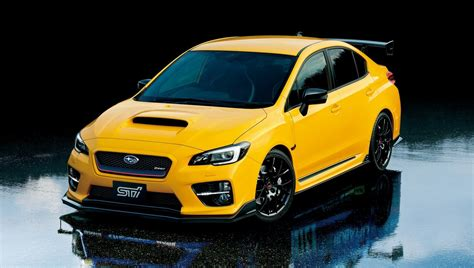 subaru sti 2016 2016 subaru wrx sti s207 limited edition review top speed