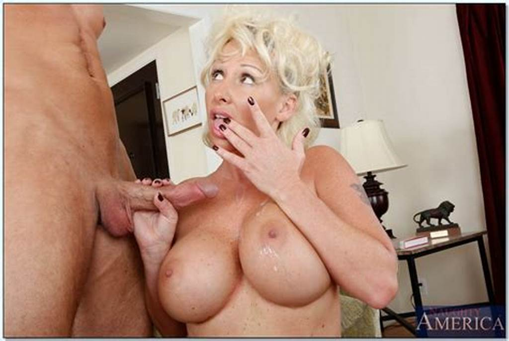 #Blond #Mature #Joanna #Storm #Gets #Her #Tight #Butthole