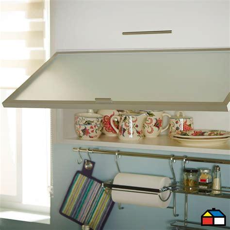 home collection mueble mural horizontal vidrio    cm sodimac homecenter cocina cocina