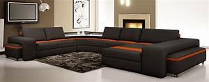 Lounge Sofa Leder : lounge leder sofa austin couch ecksofa wohnlandschaft xxl ebay ~ Watch28wear.com Haus und Dekorationen