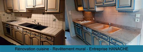 cuisine renovation plan de travail rénovation cuisine plan de travail granit et revêtement