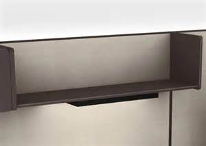 Under Cabinet Hanging Shelf by Cubicles 101 Cubicle Options And Accessories