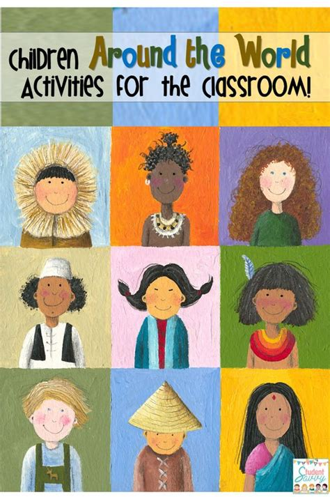 around the world trips classroom and literacy on