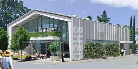 The Shed Healdsburg Ca by Healdsburg Civil Engineering Firm