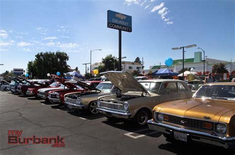 Community Chevrolet Car Show One For The Ages Myburbankcom