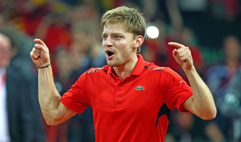 Facebook gives people the power to. Kyle Edmund's Davis Cup debut ends in heartbreak as David ...