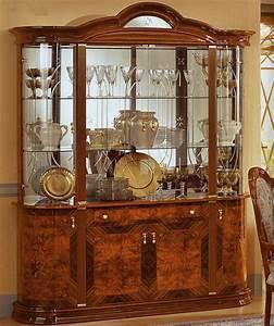 Möbel Aus Italien Online : vitrine glasvitrine 4 t rig hochglanz nussbaum farbe italienische stilm bel ebay ~ Sanjose-hotels-ca.com Haus und Dekorationen