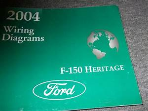 Diagram  2004 Ford F 15truck Heritage Electrical Wiring Diagrams Service Shop Full Version Hd