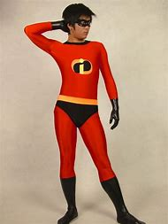 Cosplay The Incredibles clothes all-inc…