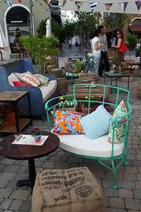 Decoración y diseño de la terraza de verano Chic Summer Notes