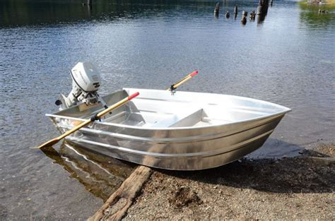 Small Punt Boats For Sale by Wolf Aluminum Boats Pioneer Craft 9ft To 11ft Punts