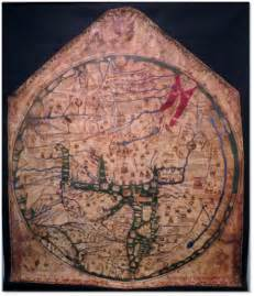Roma Tile Syracuse New York by 226 Title The Hereford Mappamundi Date Ca 1290 A D