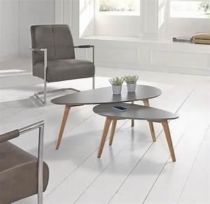 Table Basse De Salon : table de salon style scandinave ~ Teatrodelosmanantiales.com Idées de Décoration