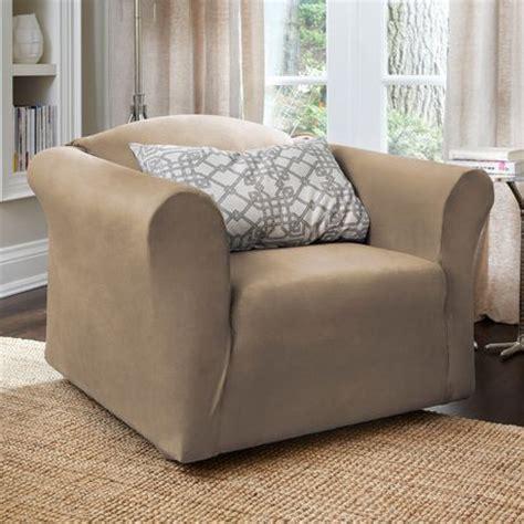 chair slipcovers walmart canada surefit harlow stretch chair slipcover walmart canada