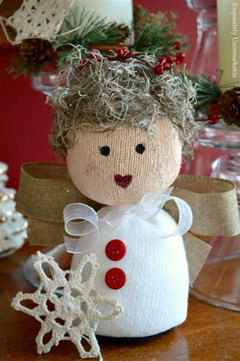 sock angel doll allfreechristmascraftscom