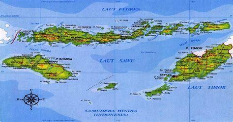 nusa tenggara timur gt nusa tenggara gt peta beautiful