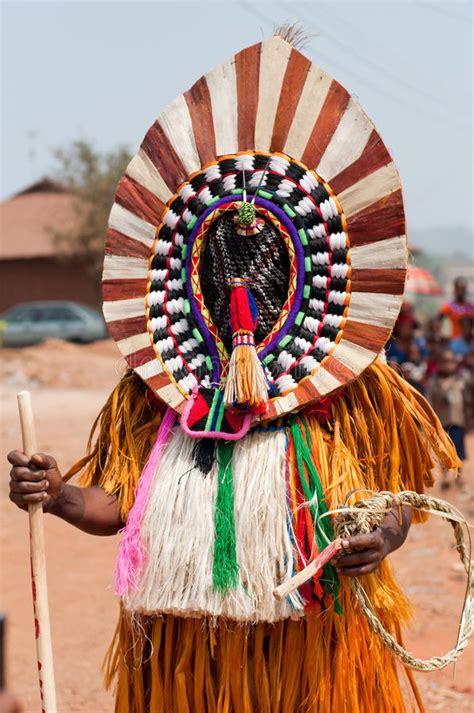 masquerade  nigeria editorial photo image