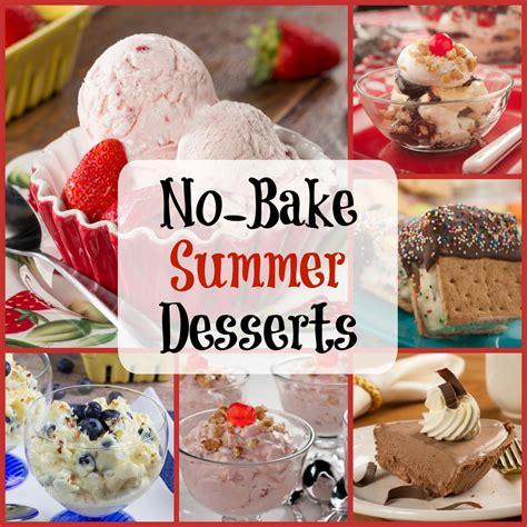 easy summer fruit desserts easy summer recipes 6 no bake desserts mrfood