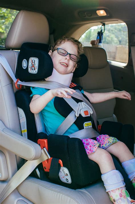 Chair Booster For Adults by Carrot 3 A Special Needs Car Seat By Convaid Caleigh S