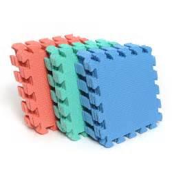 27pcs exercise play kids foam gym floor flooring mat
