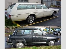 Curbside Classic 1972 Plymouth Fury and Saab 95