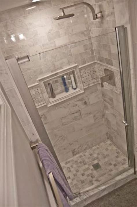glass tile shower ideas  pinterest glass tile