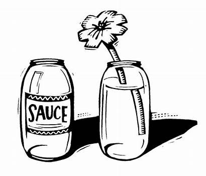 Clipart Reuse Clip Waste Reduce Sauce Prevention
