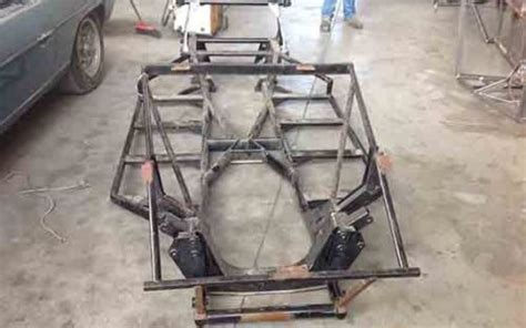 cheap  ferrari  chassis