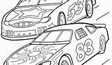 Coloring Pages Clipart Cars Easy Race Colouring Kindergarten Racing Library sketch template