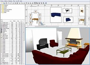 sweet home 3d creer editer logiciels libres framasoft With sweet home 3d telecharger meubles