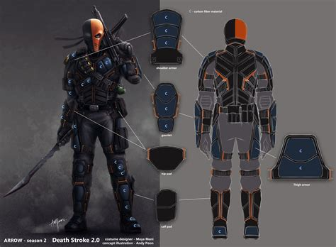 by design season 2 the of andy poon deathstroke is back