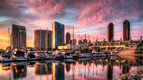 San Diego City California Thousand Wonders