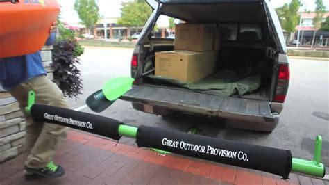 boonedox t bone truck bed extender youtube