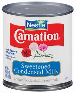 Nestle Condensed Milk 24/14 oz | TGM123