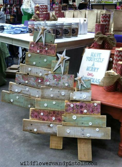 hometalk pallet wood christmas trees
