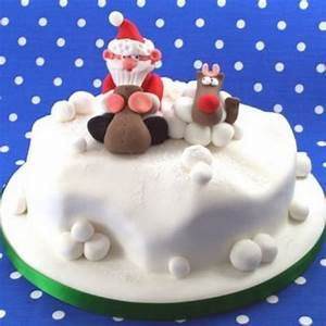 Christmas Cake Ideas | manorhousehomeeconomics